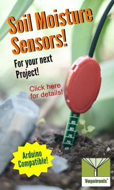 Soil Moisture Sensor Probe